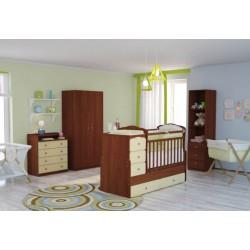 Детская мебель для новорожденных, малышей и школьников