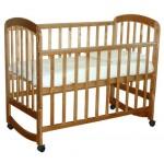 Кровать для новорожденных ТФ-304 с автостенкой