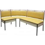 Диван двухместный для кухни М124-022