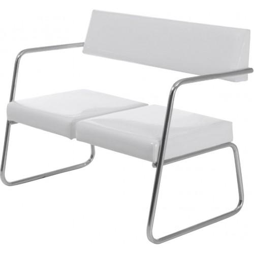 Двухместный диван для хостелов и гостиниц  F-782