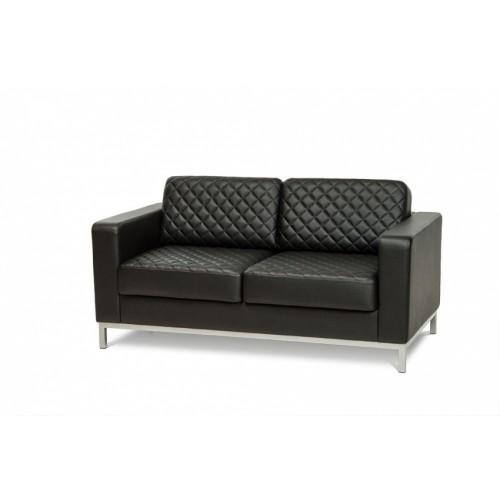 Двухместный диван для офисного кабинета BENTLEY