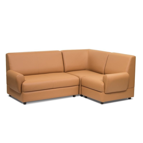 Угловой диван Матрикс для кабинета