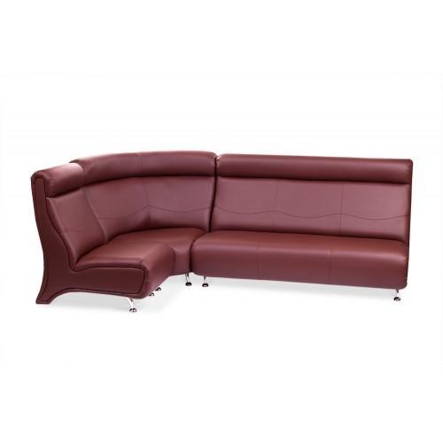 Угловой диван Ва-банк для ресторана