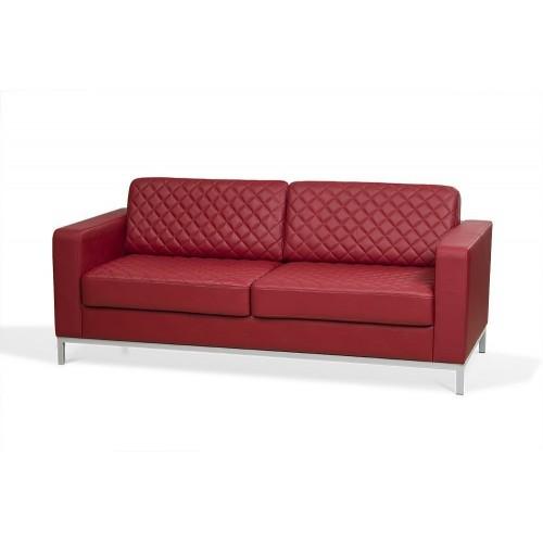 Офисный диван прямой BENTLEY c мягкими подлокотниками