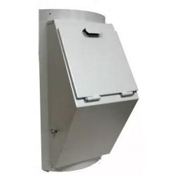 Клапан  загрузочный для мусоропровода К-740.12 стандартный