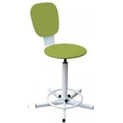 Винтовые промышленные  стулья