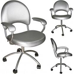 Кресло офисное на винтовой опоре М103 люкс