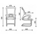 Кресло Оптима для конференц-зала
