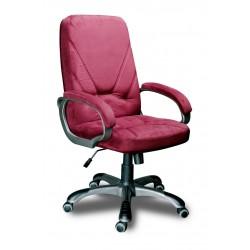 Кресло для современного руководителя Менеджер-668 ткань,мягкие подлокотники