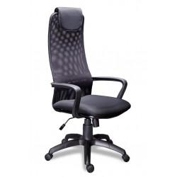 Кресло офисное МГ-8 с пластиковой крестовиной,обивка сетка