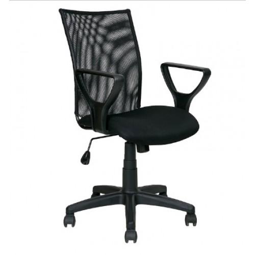 Кресло офисное с высокой спинкой AV 216 TW сетка