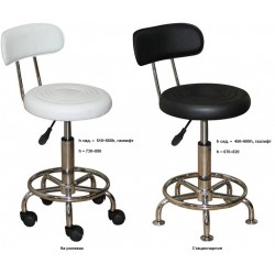 Стул-кресло лабораторный ЕТ-9040-2А
