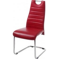 Кресло кожаное Elis PLZ на конференц базе