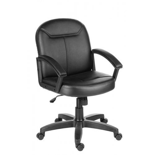 Кресло персонала с низкой спинкой КВАНТ У