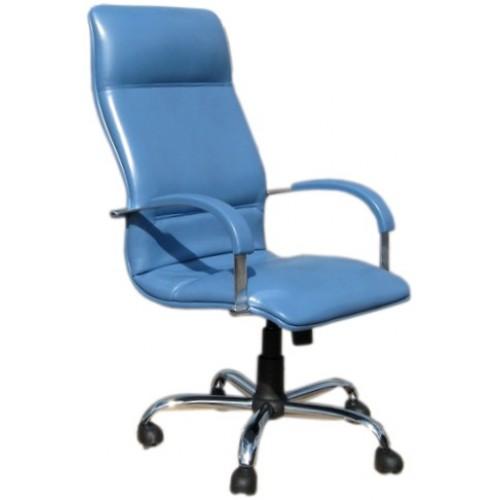 Кресло руководителя STP-1 с  высокой спинкой