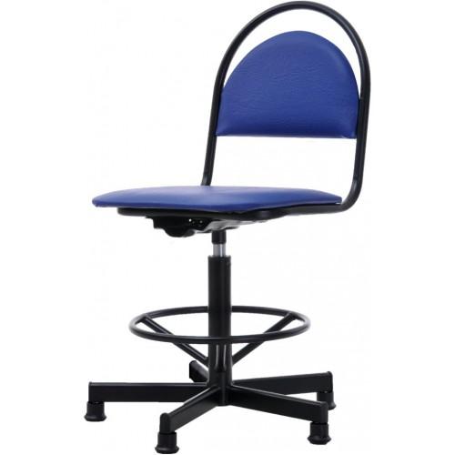 Кресло для персонала СФЕРА с кольцом