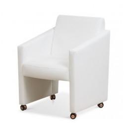 Кресло для зоны отдыха Белла на колесах