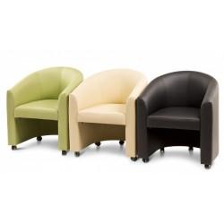 Кресло посетителя Чаирмикс мобильное