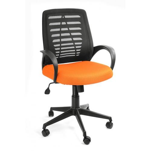 Кресло для персонала Ирис с дышащей спинкой