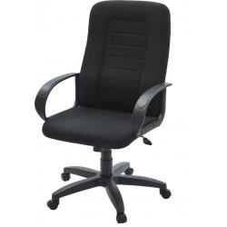 Кресло офисное F-Джой с эргономичной спинкой