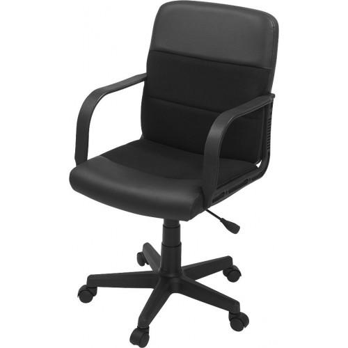 Кресло для персонала F-ЧериВ комбинированное