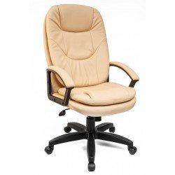 Кресло компьютерное  кожаное AV-121 для дома