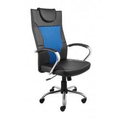 Кресло для салона красоты AV-134 спинка экокожа с сеткой