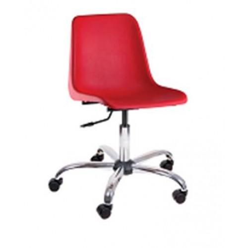 Кресло лабораторное пластиковое для персонала STN-01