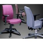 Кресло офисное МГ19 пластиковая крестовина