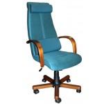 Кресло администратора STA-2 c эргономичными накладками для позвоночника