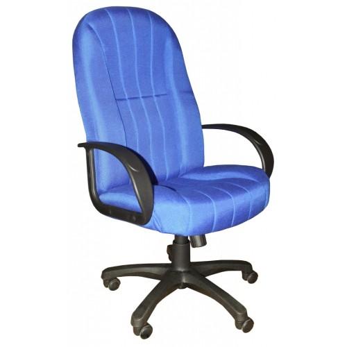 Кресло компьютерное STF с высокой спинкой и подлокотниками