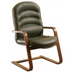 Кресло для посетителей ТРК-017 на конференц основе