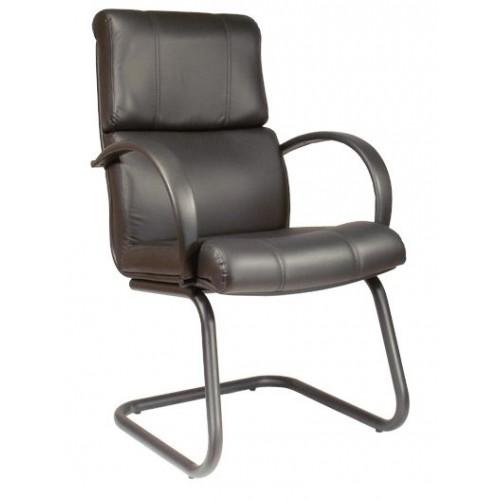 Кресло руководителя ТРК-029 на металлической конференц-основе