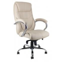 Кресло с хромированными подлокотниками СГ9154 усиленное