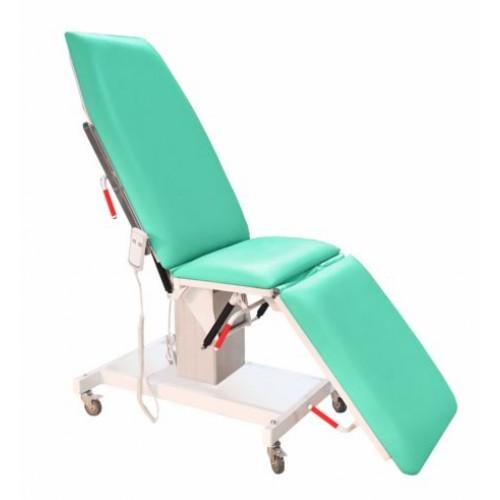 Кушетка -кресло косметолога  трехсекционная Н137-12 с электроприводом