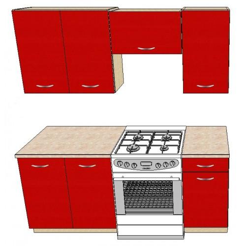 кухня ЛАТИНА-10