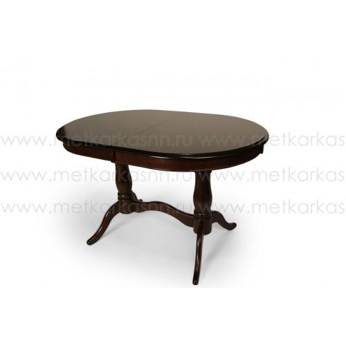 Стол из массива овальный Ева