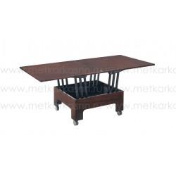 Деревянные столы.Стол трансформер обеденный СТ-3202