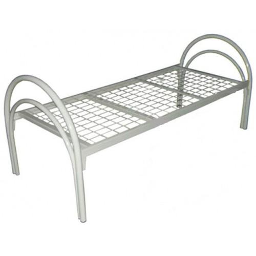 Кровать больничная на сварной сетке 181-02