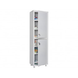Шкаф металлический аптечный  МЕШ1-1650
