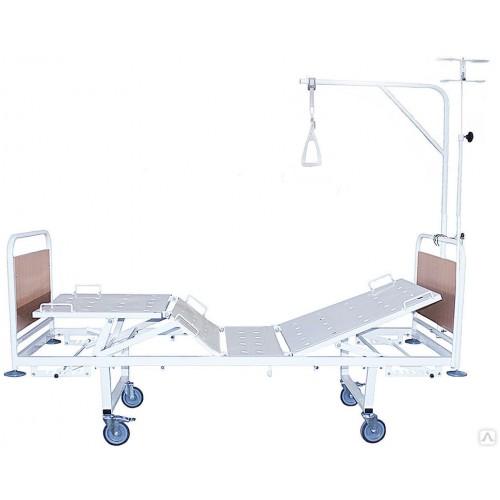 Кровать четырехсекционная Н182-09  функциональная механическая