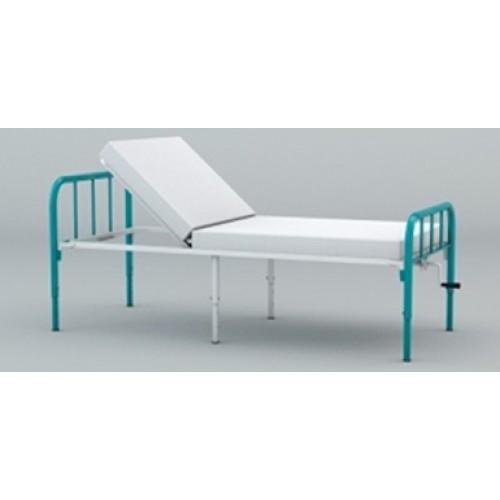 Кровать функциональная 2х секционная с металлической рейкой КФР-2В  (аналог А-3)