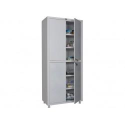 Шкаф медицинский для документов МЕШ2-1670М дверки металл