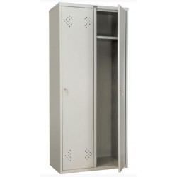 Шкаф медицинский для раздевалки МЕШ21-80