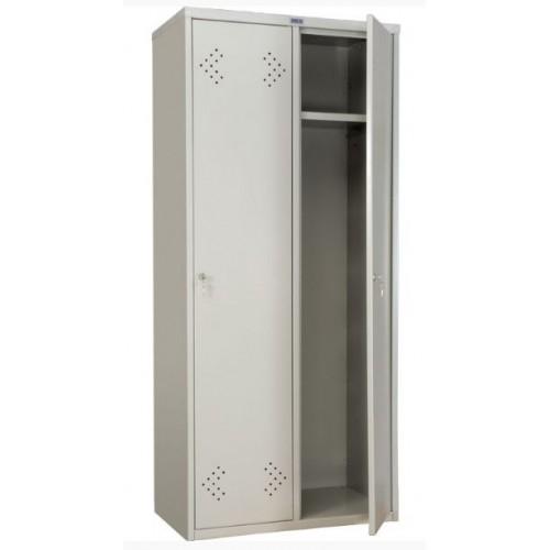 Шкаф медицинский для раздевалки МЕШ21-80 металлический