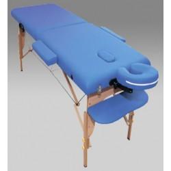 Стол массажный переносной на деревянном основании WT0002C
