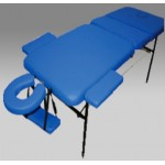Стол складной массажный 3-х секционный MT003A