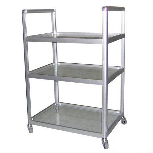 Лабораторный столик алюминиевый СИЛ1-01
