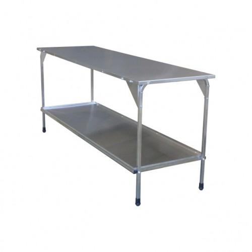Стол хирургический для  медицинских инструментов ОП-СБ-2-0.8Н нержавейка
