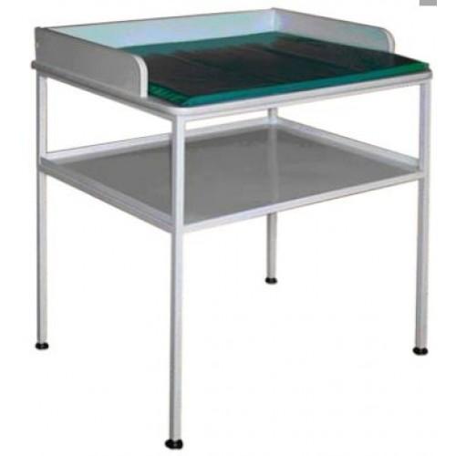 Столик пеленальный ОП-СП/04 на  металлокаркасе